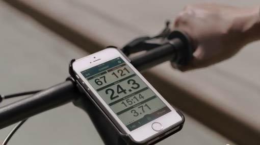 """Cyclisme : Un capteur pour vélo - De marque """"Wahoo Fitness"""""""