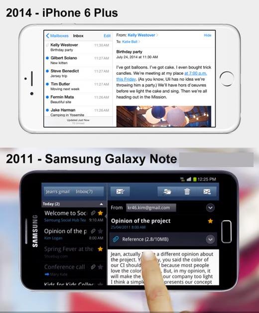 iphone-6-plus-vs-galaxy-note-ecran-partage