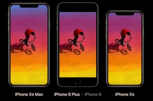 comparaison-ecrans-iphone-xs-8-plus-versus-vs-xs-max