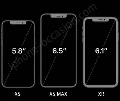 iphone-xr-xs-xs-max-tailles-format-ecrans